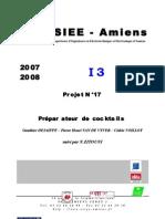 Rapport Projet
