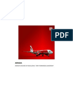 Leadership of Tony Fernandes - Air Asia