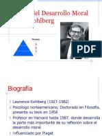 El Desarrollo Moral Kolbergh Presentación Alumnos