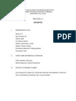 Case Analysis 1400