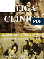 Etica Clinica Introduccion Con Imagenes 2004