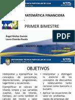 matematificafinanciera1bimestreabril-agosto-2011-110520162723-phpapp01