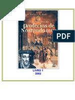 Francis X. King - O Livro de Ouro 01- As Profecias de Nostradamus