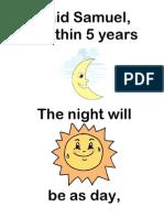 Said Samuel Flip Chart