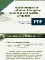 Visual Verbs