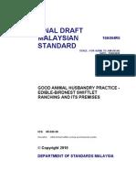 Gahp Standard Malaysia Final Drafted