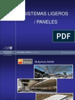 Sistemas Ligeros - Paneles Ok