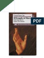 Gonzalo Puente Ojea - El Evangelio de Marcos
