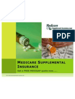 Medicare Supplement Insurance, Nov 2011