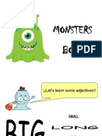 Monsters body