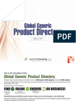 2011 Global Generic Directory Demo
