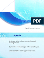 Retail Banking Processes