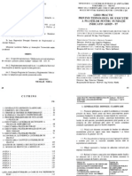 GE 029-97 - Ghid Practic Privind Tehnologia de Executie a Pilotilor Pentru Fundatii