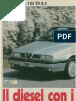 Alfa Romeo 155 TD 2.5 8v