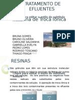 Efluentes Troca Ionica Pronta