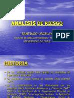 Analisis de Riesgo Curso Lab Tox Marinas U de Chile