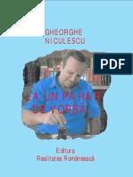 Gheorghe Niculescu - La Un Pahar de Vorba...