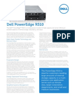 Poweredge r510 Specs En