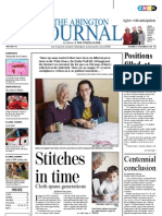 The Abington Journal 11-23-2011