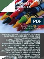 Propuesta Neoliberal de la Educación.