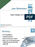 Present a Tie Hoge Colleges Van Staat 23nov2011