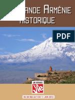 la grande Arménie historique