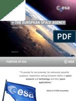ESA-Presentation 2011 Feb
