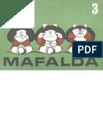 Mafalda - Libro 3