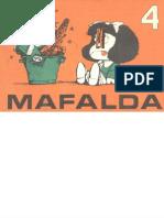 Mafalda - Libro 4