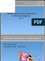 Nucleic Acid Extraction Automation Overview (early 2011)