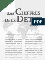 Les chiffres de la dette du Tiers Monde en 2009, par CADTM