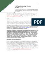 Science Paper Nanotechnology Lifewave