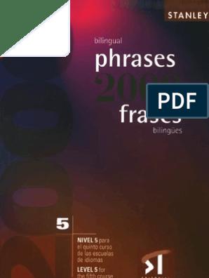 2000 Bilingual Phrases Nature