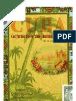Checklist Cuba