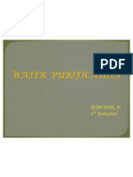 Ram Naik-water Purification