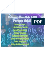 Dakwah Rasullah SAW Di Mekah