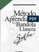 Metodo Saul Vera Bandola Llanera
