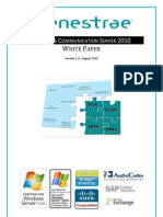 Whitepaper FenestraeCommunicationServer 2010