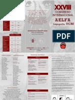 XXVIII Congreso AELFA Logopedia