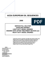 ACEA Oil Sequences Final