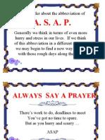 Always Say a Prayer 02