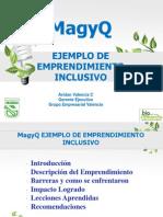 Emprendimiento de Agronegocios Emergentes Valencia