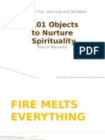 Fire Melts Everything
