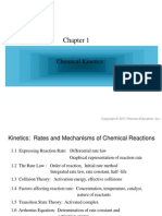 Ch 1 Chemical Kinetics