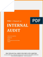 Internal Audit Manual