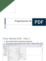 Clase 21 Programacion EJB 3.0