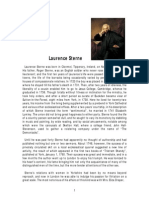 Laurence Sterne Biography