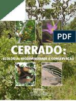 Cerrado - ecologia, biodiversidade e conservação