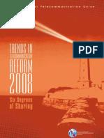 ITU Trends 2008