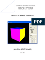 Aula 5 - Computacao Grafica - Engenharia